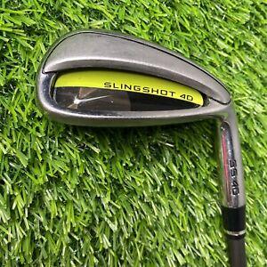Nike Slingshot 4D SS 9 Iron UST  Regular Flex Graphite Women's  **read