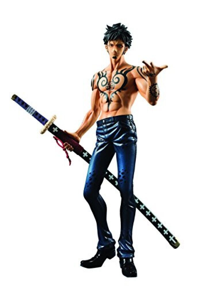 Megahouse One Piece: Portrait of Pirates Trafalgar Law Limited 2.5 PVC Figure