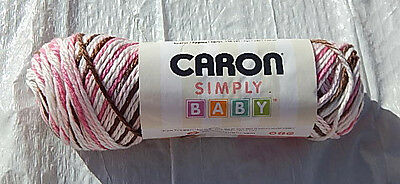 """Caron Simply Soft Party in /""""Violet Variegated #0021/"""" New /& Smoke Free Home"""