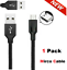 Micro-USB-Cable-Fast-Charger-Long-Braidad-Cord-For-Samsung-S7-S6-HTC-LG-Android miniature 9