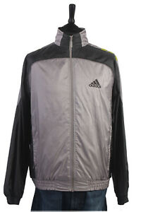 ADIDAS-Vintage-Retro-Outdoor-Festival-Shell-TrackSuit-Top-Jacket-Size-XL-SW1457