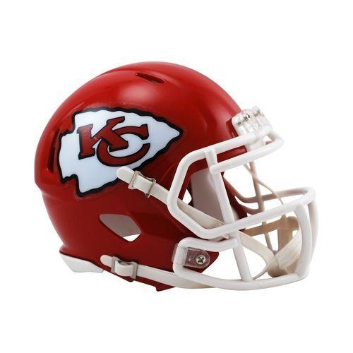 Kansas City Chiefs Minihelm