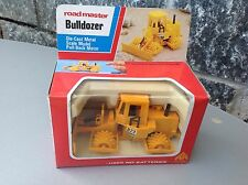Vintage Bulldozer B22 Mc Toy Scale 1/64  Nuovo Die Cast Metal 14 Cm 5,5 Inches