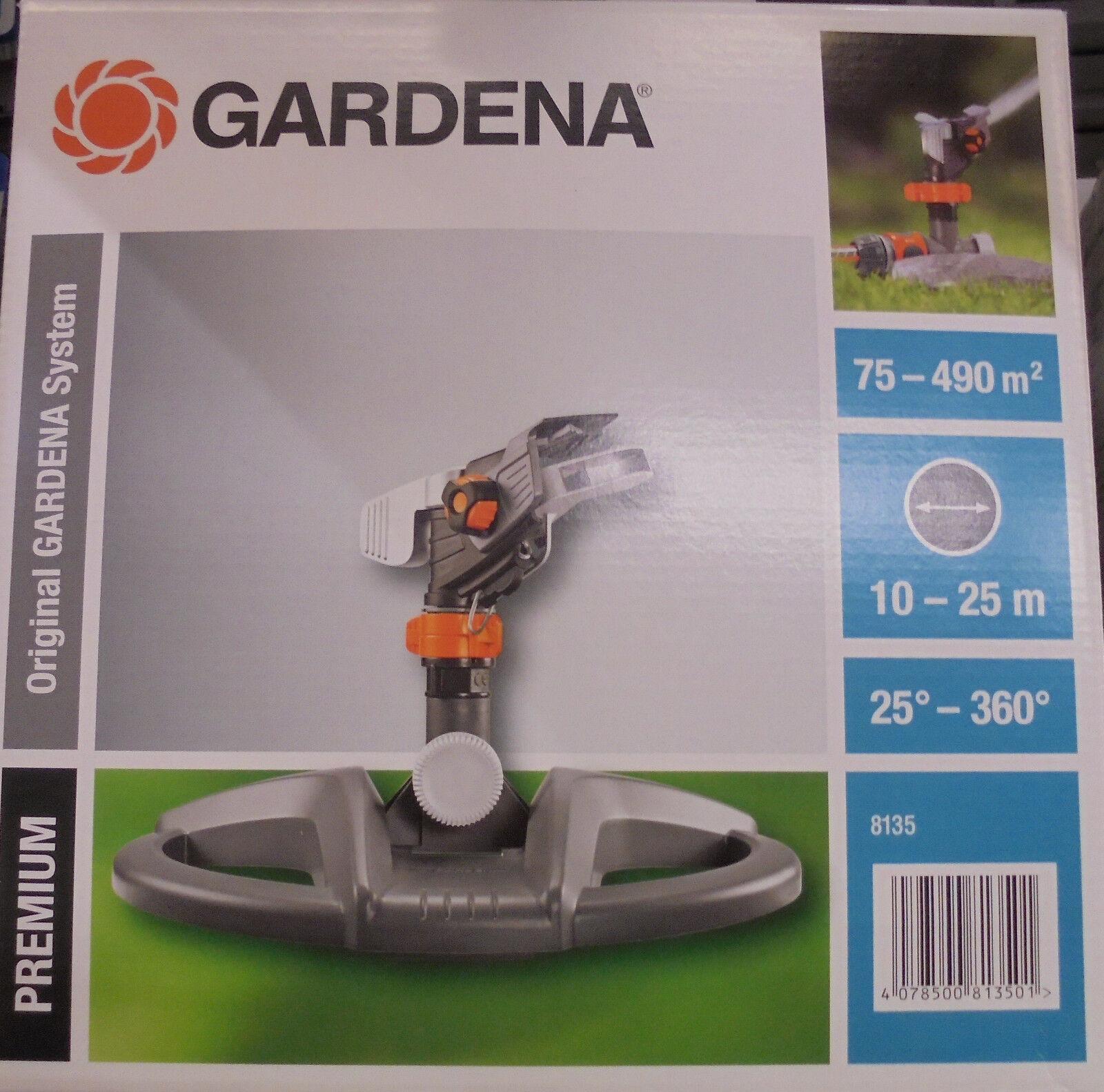 Gardena Regner impuls-,Kreis- und Sektorenregner   08135-20   9209435 | Lass unsere Waren in die Welt gehen  | Niedrige Kosten  | Kostengünstig