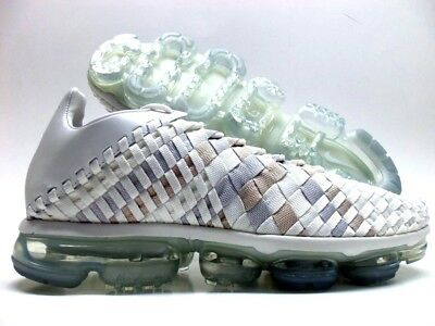 NIKE AIR VAPORMAX INNEVA SUMMIT WHITE SIZE MEN'S 9.5 [AO2447 100] 823229949277 | eBay