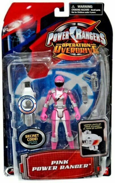 "Bandai Tamashii Nations Overdrive Ranger /""Power Rangers Operation Overdrive/"""