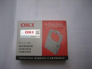 ORIGINALE Ribbon Farbband  OKI for Microline 5520 5521 5590 Mat Nr. 01126301