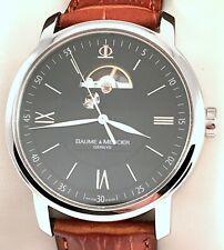 1a8013ab3271c7 Baume Mercier Classima XL Executive Automatic Mens Watch Model 65558 Exc.  Cond.