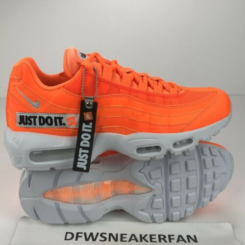 online store 877f3 742bf 95 800 Max It 5 Orange Chaussures Just Total 883412058223 Do Nike pour hommes  Air Av6246 Taille 8 ZwxqAR
