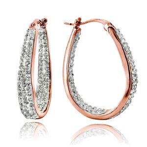 Crystal-Inside-Out-Oval-Hoop-Earrings-in-Rose-Gold-Tone-Brass