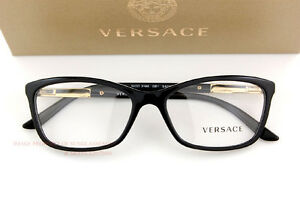 image is loading brand new versace eyeglass frames 3186 gb1 for