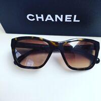f1f6f775fb8e Find Chanel Solbrille på DBA - køb og salg af nyt og brugt