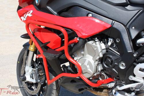 T-Rex Racing 2016-2017 BMW S1000XR Engine Guards w// Skid Plates /& Pucks