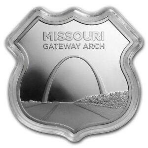 2018-Silver-1-oz-Icons-of-Route-66-Shield-BU-Missouri-Gateway-Arch