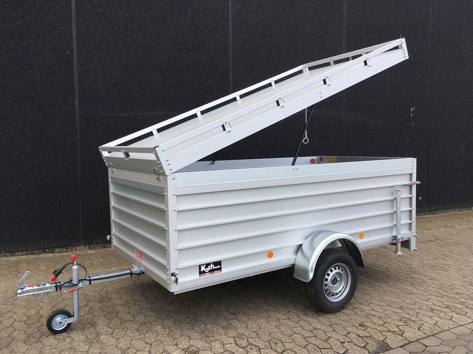 Cargotrailer, KOCH Surftrailer D7 - 300 x 150 x 95 cm,