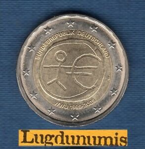 Conmemorativas-Alemania-2009-Emu-Ume-J-Hamburgo-Alemania