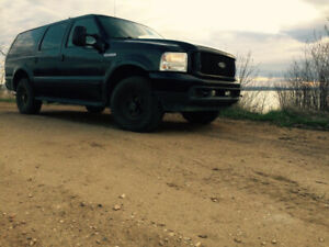 2002 ford excursion 7.3 limited
