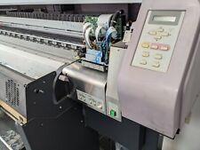 Mimaki Jv3 130 Spii Large Format Printer Sign Decals Laminate