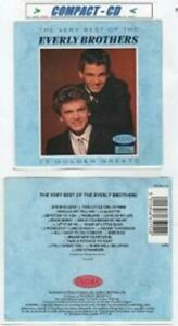 Everly-Brothers-The-Very-Best-of-CD-Highly-Rated-eBay-Seller-Great-Prices