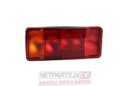 Heckleuchte Rücklicht Rückleuchte links Fahrerseite Fiat Ducato Pritsche 94-02