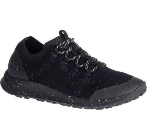 Chaco Scion Black Lace Up Hiking Shoe Womens Size 8.5