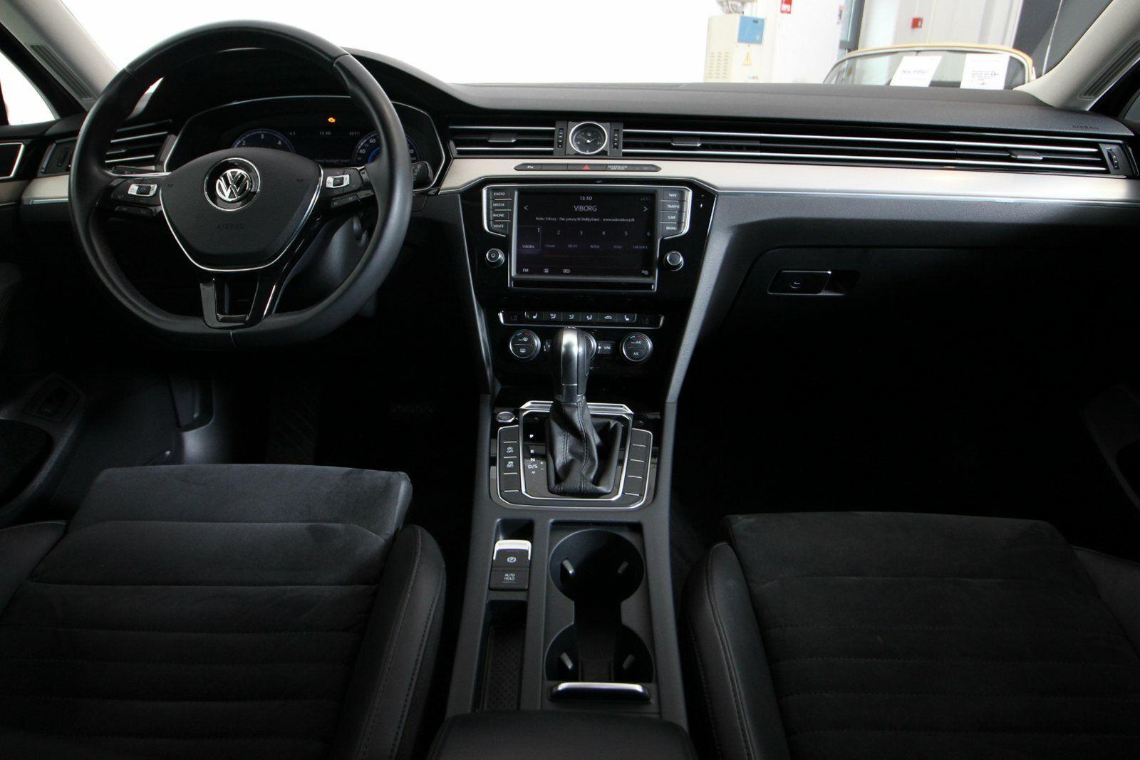 VW Passat TDi 190 Highl. Variant DSG