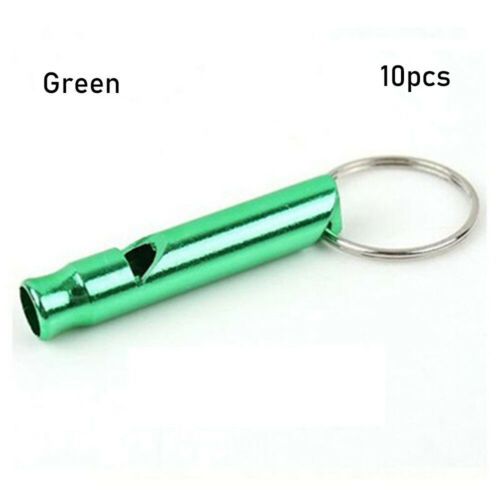 Small Size Emergency Whistles Survival Whistle EDC Tools Training Accessories