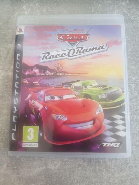 Disney Pixar Cars Race O Rama PS3 Playstation RaceOrama