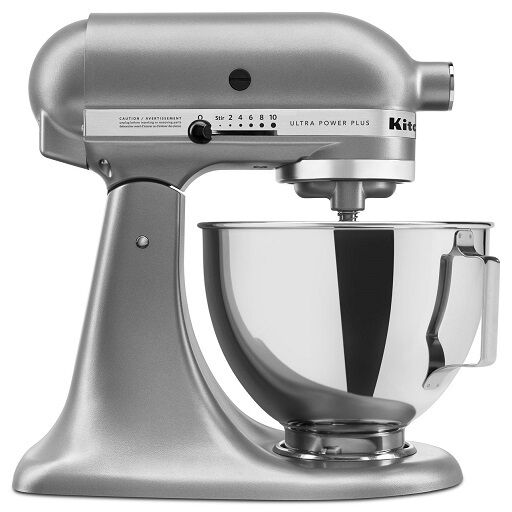 KitchenAid Ultra Power® Plus Series 4.5-Quart Tilt-Head Stand Mixer KSM96