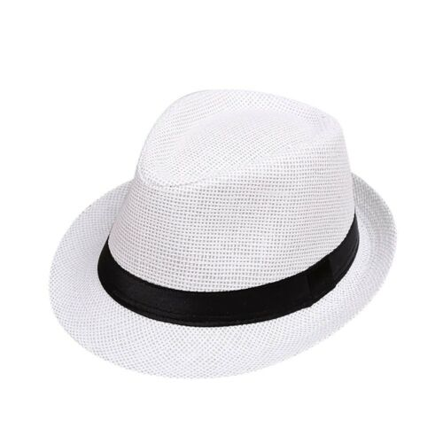Baby Kids Boy Girls Hat Cap Breathable Hat  Summer Beach Straw Sun Hat WEI