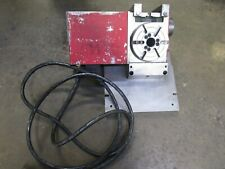 Haas Rotary Table Indexer 6 14 Od 38mm Id No Controller Used