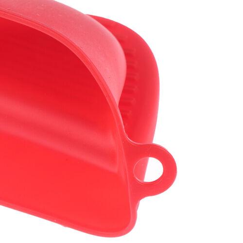 1 STÜCK Anti-Verbrühungs Silikon Isolierte Wärme Topf Handschuh Mikrowell ci