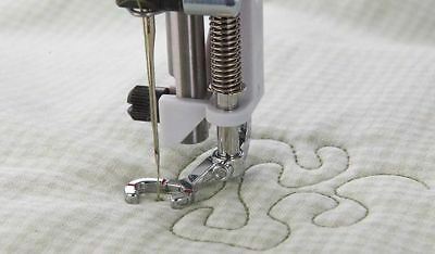 Viking husqvarna sewing machine Darning Foot genuine