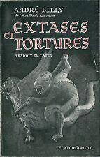 Extases et tortures vie de Sainte Christine de Stommeln Histoire Moyen Age