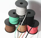 wholesale 5mm Suede Leather String Jewelry Making Thread Cords Jewellery DIY