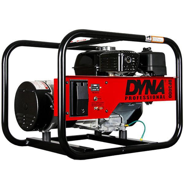 Winco DP3000   Dyna Professional 3000 Watt Portable Generator