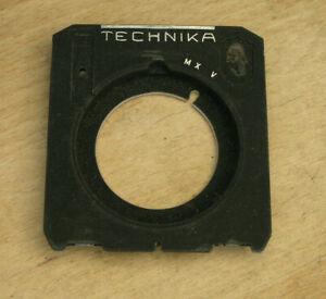 Linhof-V-69-6x9-Technika-70-recessed-Lens-board-41-5mm-centre-hole