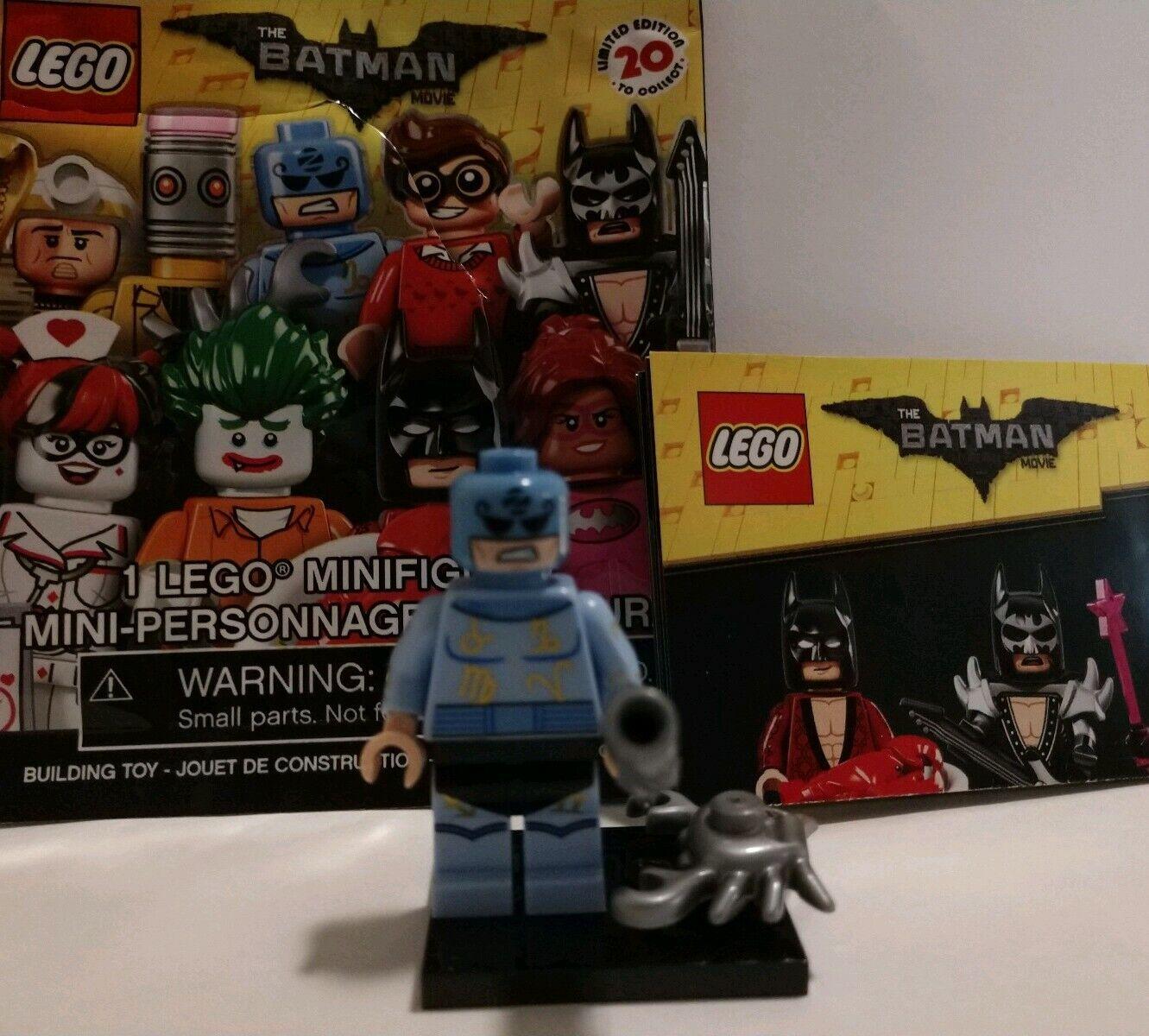 CANCELLATORE LEGO minifigure serie Batman the Movie 71017