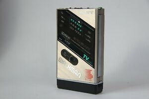 Sony-Walkman-WM-F101-amp-Case-refurbished-with-new-belt-and-working-perfectly