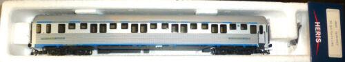 SNCF VAGONE LETTO CIWL WL INOX TIPO P B 4535 EpIII HERIS 18009 h0 1:87 kh1 Å *