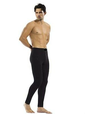 Soft Superior Quality Men/'s 100/% Ultra Pure Cotton Long Johns Heavy 240 gsm
