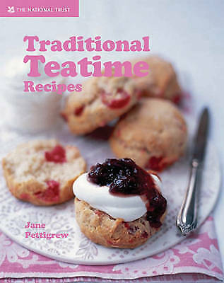 1 of 1 - Traditional Teatime Recipes by Jane Pettigrew (Hardback, 2007)