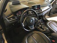 BMW 220d 2,0 Gran Tourer xDrive aut. Van,  5-dørs