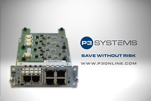 Cisco-NIM-2FXS-4FXO-2-Port-FXS-FXS-E-DID-and-4-Port-FXO-Network-Interface-Module