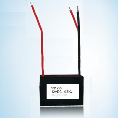 220V  Black Positive and Negative Ion Generator to Taste Fresh Fridge