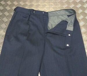 Genuine-British-RAF-Mans-No2-Dress-Royal-Air-Force-Trousers-All-Sizes-NEW