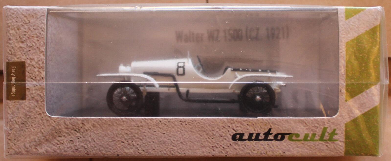 Autocult 1 43  01002 Walter augmentera 1500 (1921)