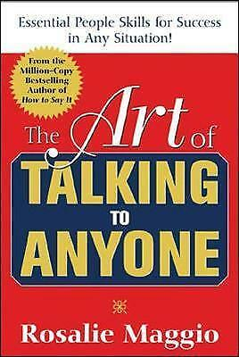 1 of 1 - The Art of Talking to Anyone: Essential People Skills for Success in Any Situat…