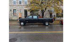 1996 F350 7.3 Dually 5 Speed