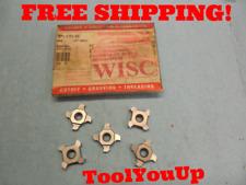 5pcs New Tungaloy 571 130 33 M45 Inserts Cnc Tooling Machine Shop Tools